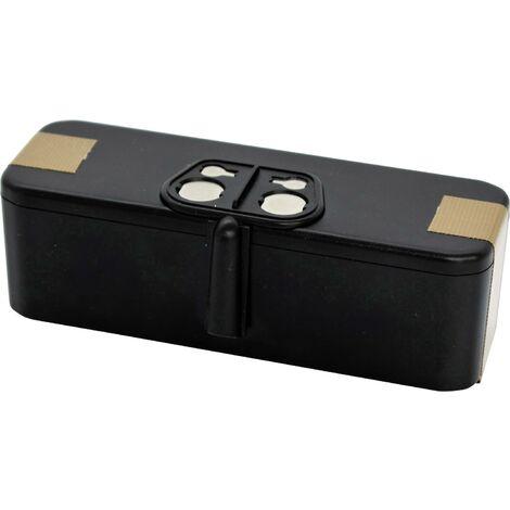 Batterie pour aspirateur 14.4 V 4500 mAh Conrad energy Roomba-500 ROO500LI remplace la batterie d'origine Roomba 500 1 pc(s) W041131