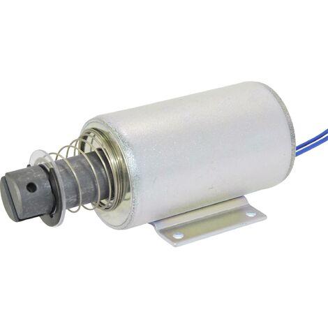 Aimant de levage Intertec ITS-LZ-3869-Z-12VDC ITS-LZ-3869-Z-12VDC à traction 30 N 59 N 12 V/DC 16.8 W 1 pc(s) X751381