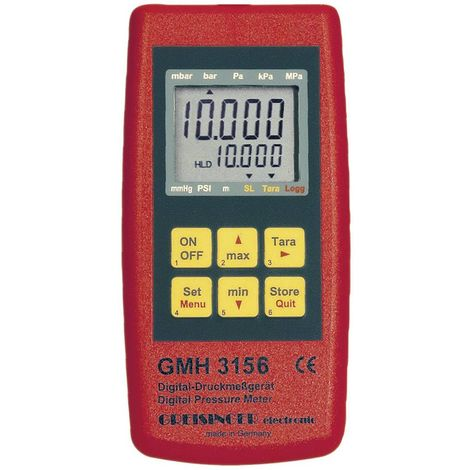 Manomètre Greisinger GMH 3156 Q53684