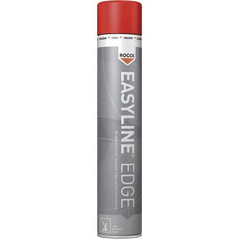 Peinture pour marquage au sol Easyline® EDGE rouge 750 ml Rocol RS47002-750 C07287