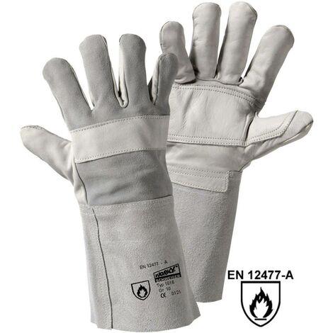 Gants de soudeur Taille: taille unique L+D worky BRIO 1816 1 paire(s) C05144