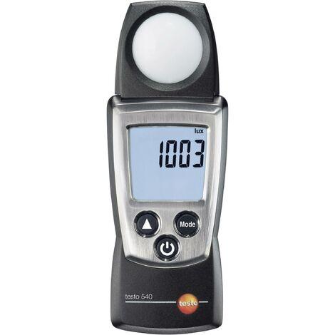 Luxmètre numérique 0 - 99999 lx Testo 540 Q79197