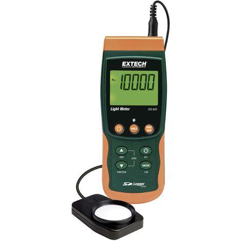 Luxmètre Extech SDL400 SDL400 0 - 100000 lx 1 pc(s) Q72628