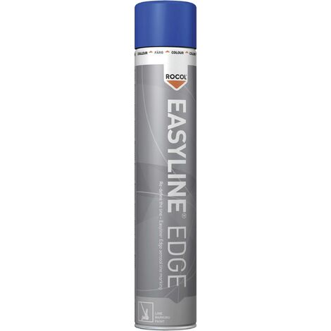 Peinture pour marquage au sol Easyline® EDGE bleu 750 ml Rocol RS47003-750 C07289