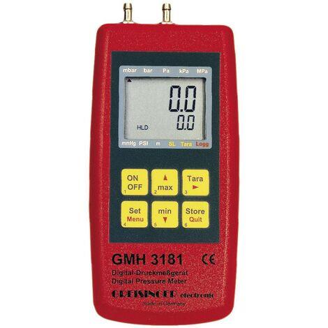 Manomètre numérique de précision Greisinger GMH 3181-07 Q53682