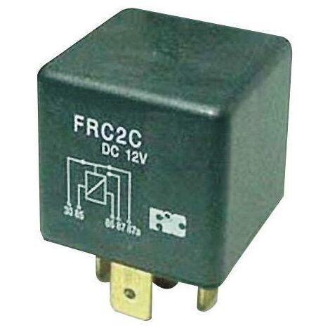 Relais automobile FiC FRC2C-1-DC12V FRC2C-1-DC12V 12 V/DC 50 A 1 inverseur (RT) 1 pc(s) S71235