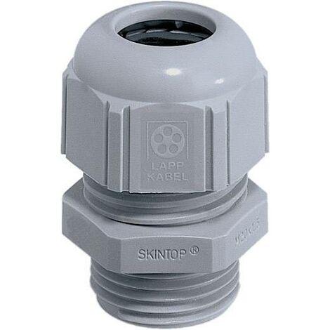 Presse-étoupe LAPP SKINTOP® STR-M20 53111120 M20 Polyamide gris-argent (RAL 7001) 1 pc(s) S25243