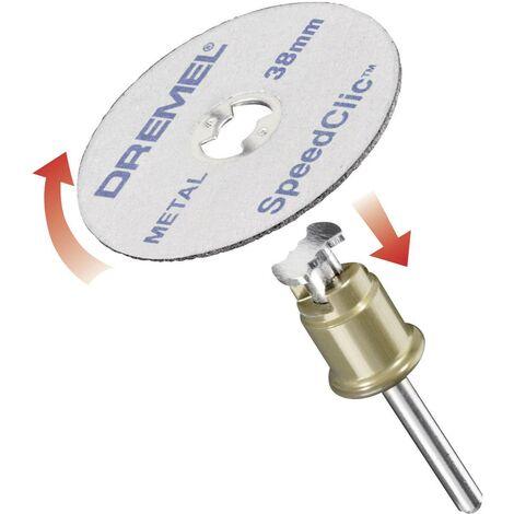 Set de démarrage disque à tronçonner Speedclic Dremel® C93583