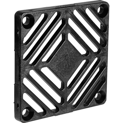 Grille de ventilation 1 pc(s) FG60K SEPA (l x H x P) 60 x 60 x 6 mm plastique Q60374