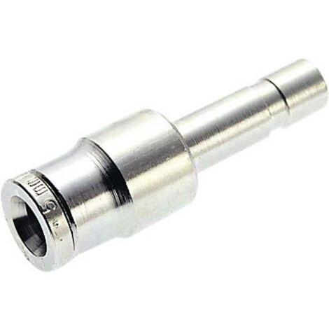 Raccord réducteur Norgren 100231006 Ø tenon 10 mm Convient pour Ø de tube 6 mm 1 pc(s) S67471