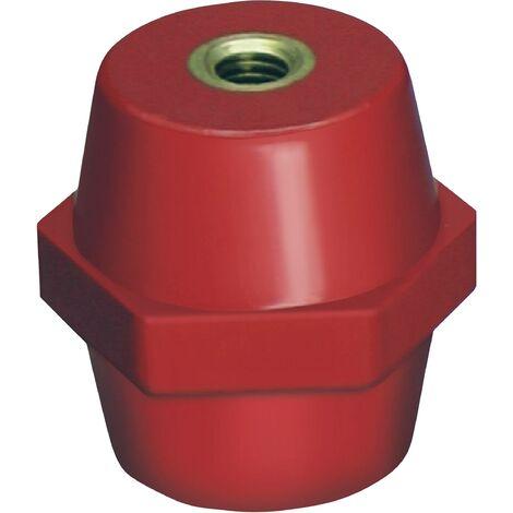 Isolateur électrique M6- ISS-625 (L) 25 mm polyester verre plein 1 pc(s) C64140