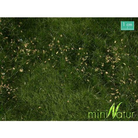 Mininatur 734-22 S Tapis de décoration Prairie herbeuse C361861