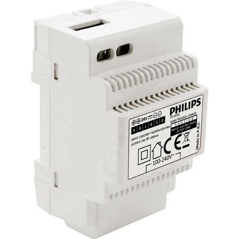 Interphone vidéo Philips 531010 Alimentation pour rail DIN R025431