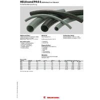 Helukabel 99621 HELUcond PA6-L Gaine annelée noir 10.00 mm 50 m X156131
