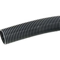 Gaine annelée Ø intérieur: 36 mm LAPP SILVYN® RILL PA6 LL 36/36x42,2 GY 61747180-5 gris 5 m X74332