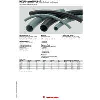 Helukabel 92713 HELUcond PA6-S Gaine annelée noir 9.80 mm 50 m X156431