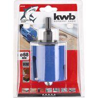 kwb 499168 Scie-cloche 68 mm 1 pc(s) R967531