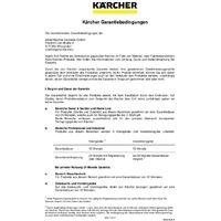 """Kärcher 6.997-359.0 Set de raccords pour pompe 30,3 mm (1"""") (filet int.), 24,2 mm (3/4"""") (filet int.) plastique X482941"""