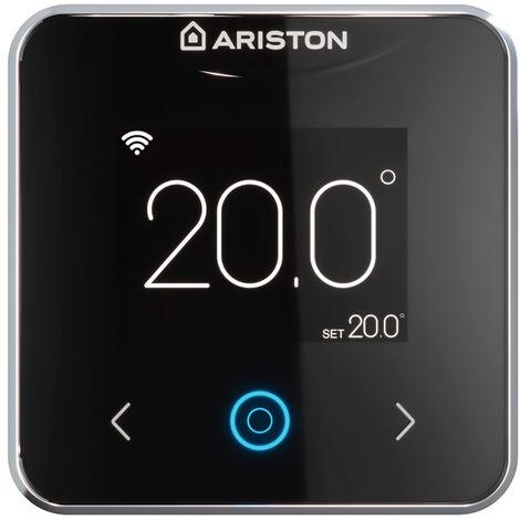 Termostato inteligente Wifi Ariston CUBE S NET conexión por cable