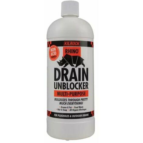 Dekton Super Plunger Sink And Waste Pipe Unblocker