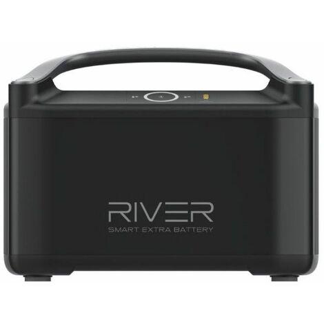 EcoFlow Batterie supplémentaire 720Wh pour station d'énergie RIVER PRO