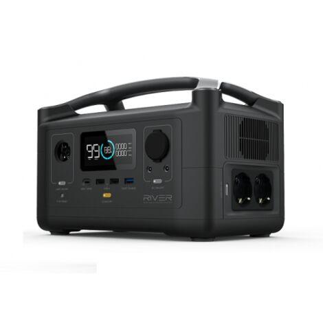 EcoFlow RIVER station d'énergie portable 600W 288Wh