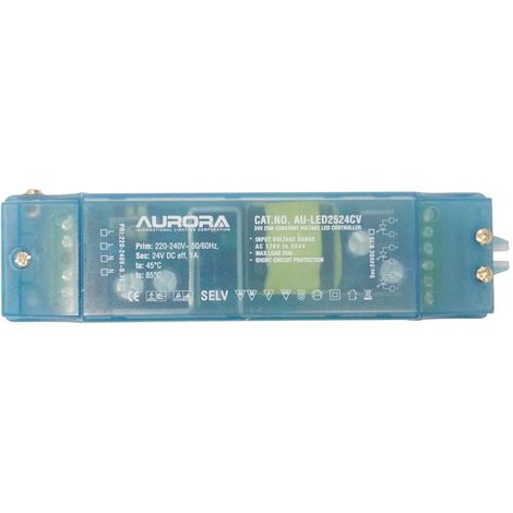 Aurora 24V 25W DC Non-dimmable LED Driver