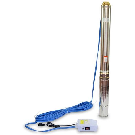 pompa da giardino pompa in acciaio inox pompa da giardino per acqua domestica Pompa centrifuga da 2200 W 9600 l//h potente pompa Centrifugal Jet