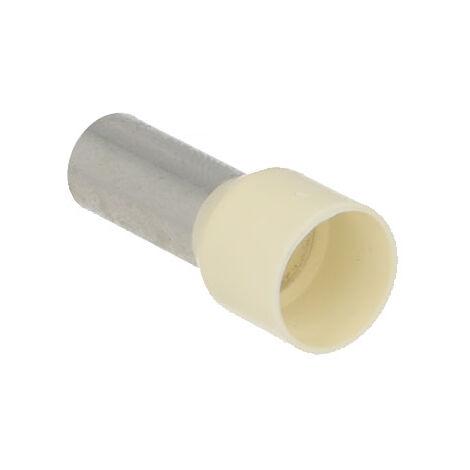 Embout pour fil souple 16mm² - sachet de 100