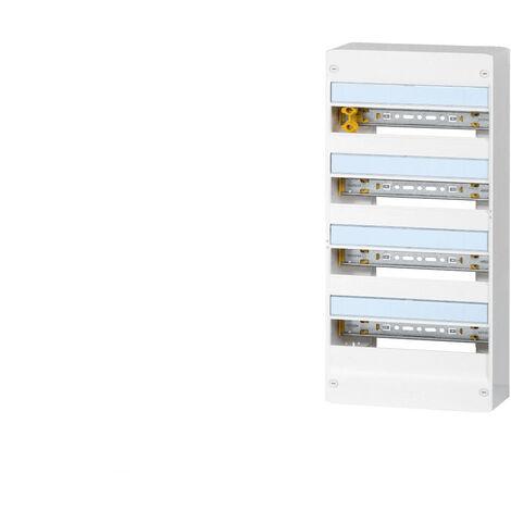 Coffret nu 52 modules 4 rangées Legrand Drivia