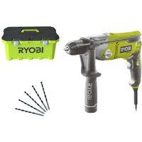Cordless screwdriver RYOBI 4V Ergo - built-in 1 5 Ah battery