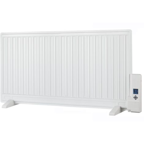 Celsius Slim Portable Oil-Filled Electric Radiator + Timer & Thermostat, 1000w
