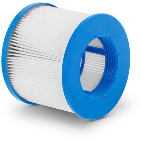 Filterkartusche 6 Stück Jacuzzi Filter Ø 65/105 mm Höhe 87 mm Whirlpool Filter Lamellenfilter