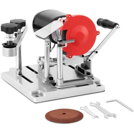 Sägeblattschärfgerät Schleifmaschine für Kreissägeblätter 9 - 40 cm 5.300 U/min