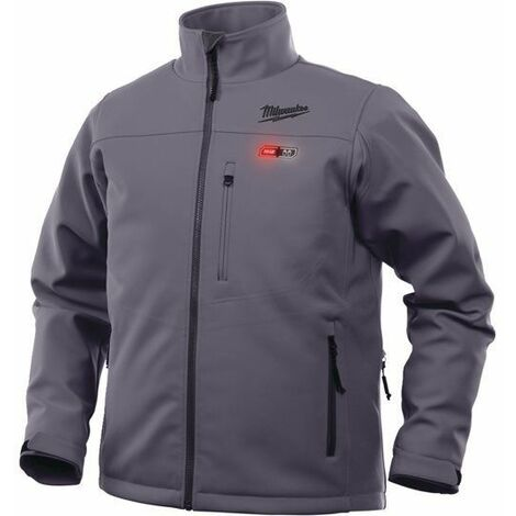 Milwaukee M12 HJ GREY4-0 - Veste chauffante Li-Ion 12V - Gris - XL