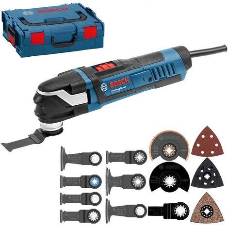 Bosch 0601231001 - Outil multifonction GOP 40-30