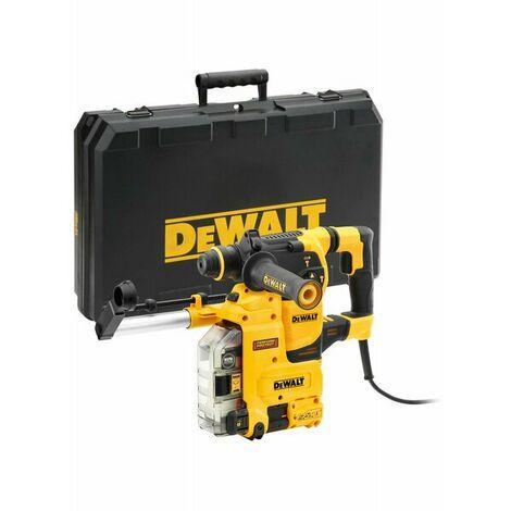 DeWALT D25335K Perforateur burineur SDS-Plus avec système d'aspiration dans TSTAK - 950W - 3,5J