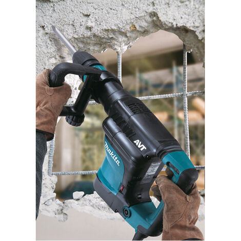 Makita HM1111C - Marteau piqueur SDS-max dans coffret - 1300W - 11.2J
