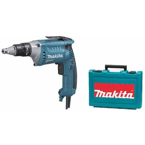 Makita FS6300K Visseuse plaque de plâtre dans coffret - 570W