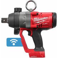 Milwaukee M18 ONEFHIWF1-0X One-Key - Clé a choc Li-Ion 18V (machine seule) dans HD-Box - 2033Nm - moteur brushless