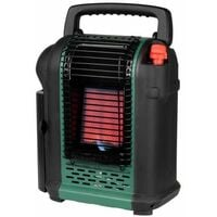 Eurom Outsider - Chauffage d'appoint gaz - 2000W