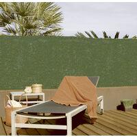 Seto artificial imitación natural ocultación media 1x3m anti-UV Nortene GREENSET