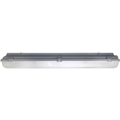 Pantalla LED Integrada 20W 1900lm 4000K Waterproof IP65 30000H 7hSevenOn
