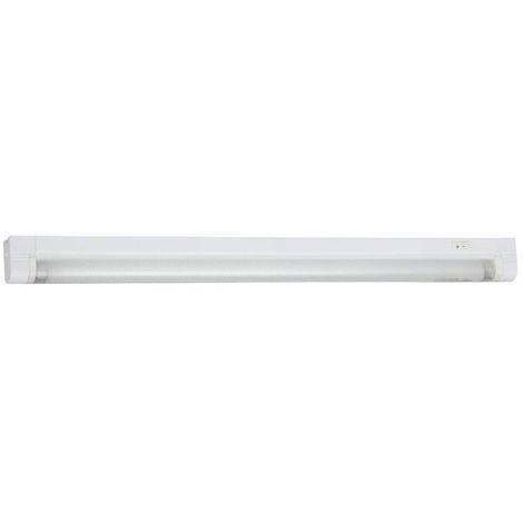 Mini Regleta Fluorescente Tubo T5 G5 1x8W 400lm 6000K 7hSevenOn