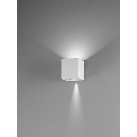 Aplique de pared para exterior LED blanc PERENZ PERENZ-6118BLN