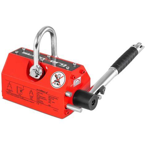 Aimant Néodyme De Levage / Permanent Magnétique Adhérence 300 Kg Avec Levier