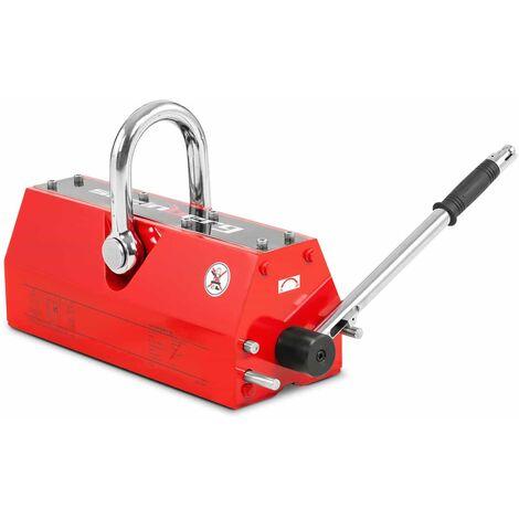 Aimant Néodyme De Levage / Permanent Magnétique Adhérence 3000 Kg Avec Levier