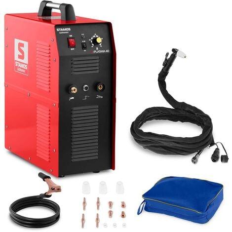 Découpeur Plasma Poste Inverter Compresseur A Air Comprime Integre 40 A 230 V