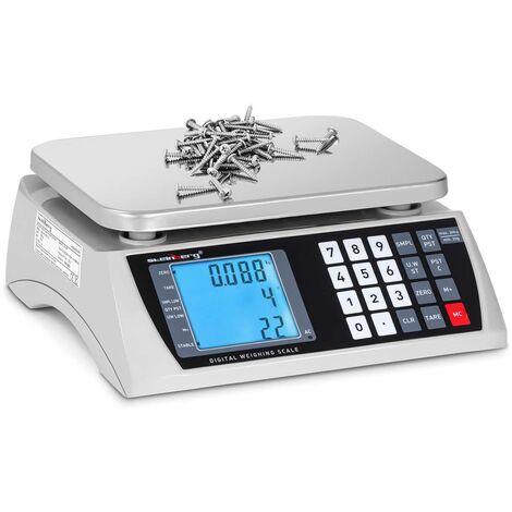 Balance Compteuse Précision Électronique Professionnelle 1 Écran LCD ?30kg ±1g