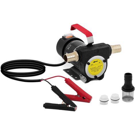 Pompe à Gasoil Carburant Fioul Électrique MSW 40 l/min 155W 12V